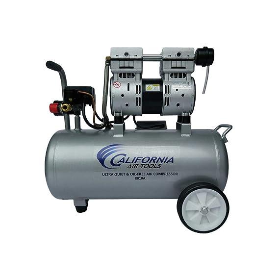 California Lightweight Air Compressor (8010A)