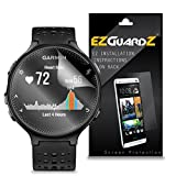 (6-Pack) EZGuardZ Screen Protector for Garmin Forerunner 235 (Ultra Clear)