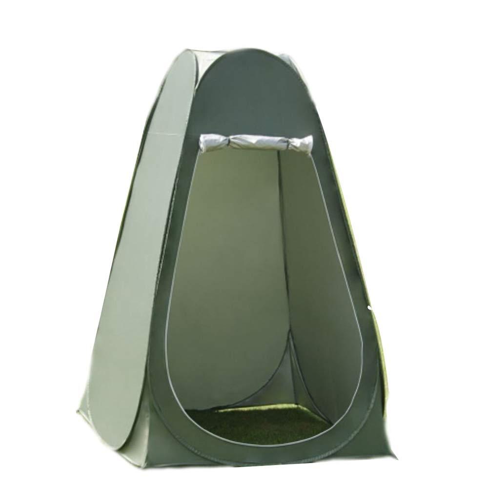 vert  Tente de confidentialité de douche extérieure de Pop-Up, toilette portative de camping pliable et pièce changeante de couche-culotte, appropriée au camping et à la pêche de plage 150  150  190
