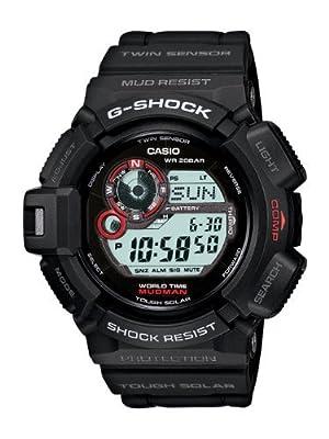 Casio Men's G9300 Mudman G-Shock Shock Resistant Sport Watch by Casio