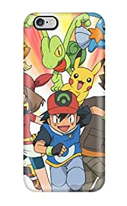 Iphone 6 Plus Case Slim [ultra Fit] Pokemon Protective Case Cover