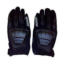 Favourite Bikerz -Motorcycle Riding , Racing Gloves SCYCO-MC-08-BLACK-XL