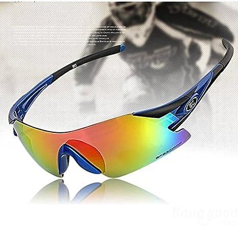 C & C productos para bicicleta Ciclismo UV polarizadas Polaroid Gafas de sol gafas de sol