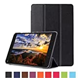 "Bestdeal® High Quality Ultra Slim Lightweight Smart Cover Stand Case for Xiaomi Mi Pad 2 7.9"" inch Tablet PC + Screen Protector and Stylus Pen (Black)"
