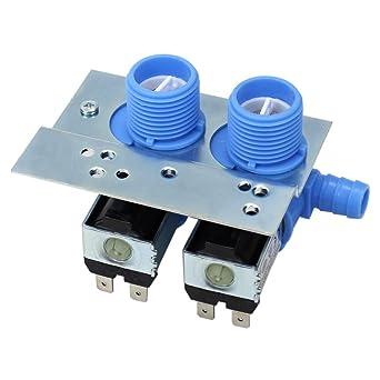 1 pieza 285805 válvula de entrada de agua con soporte de montaje ...