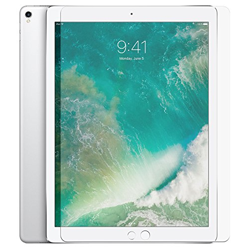 Tech Armor iPad Pro (12.9'') Ballistic Glass Screen Protector for Apple iPad Pro 12.9-inch (NEW 2017) [1-pack] by Tech Armor (Image #1)