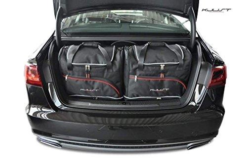 Kjust Carbags KJUST CAR-BAGS BOLSAS DEPORTIVAS DEL DEPORTE FIJADAS AUDI A6 SEDAN, C7, 2011-