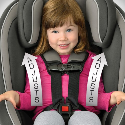Chicco NextFit Convertible Car Seat, Matrix