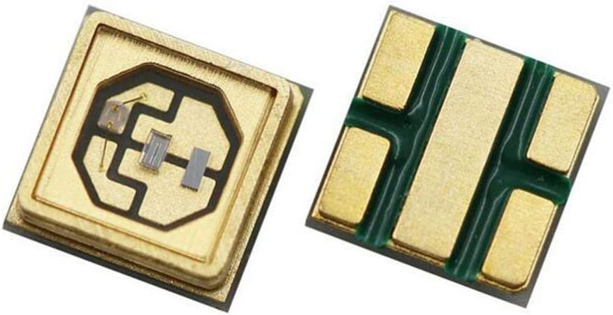 Fenteer 2pcs 270-280nm UVC LED SMD 3535 Deep UV LED Beads Chip ...