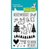 Lawn Fawn Clear Stamps - Snow Day Stamps