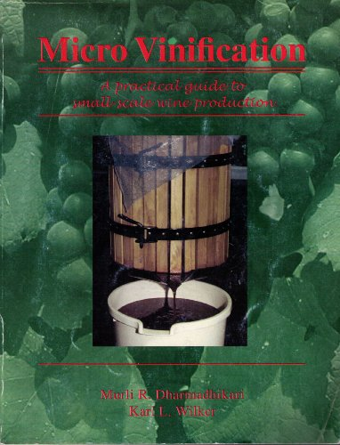 MICRO VINIFICATION by Murli R. Dharmadhikari