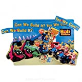 : Bob the Builder Can We Build It? Yes We Can! Peg Puzzle