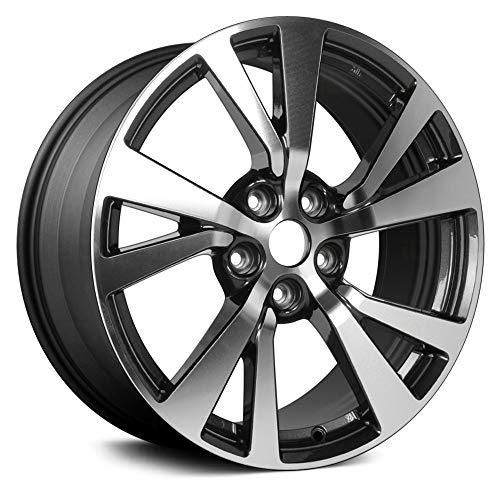 Replacement Nissan Maxima 2016 2017 2018 18 inch Replica Rim 62721 N Fits Nissan Maxima