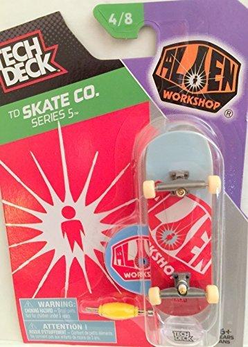 - Skate Co Tech Deck Finger Skate Boards Series 5