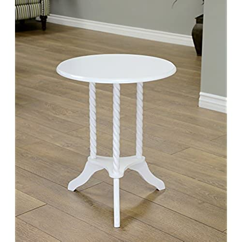 Small Round End Table Amazoncom