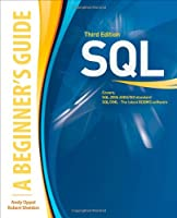 SQL A Beginner's Guide, 3rd Edition Front Cover