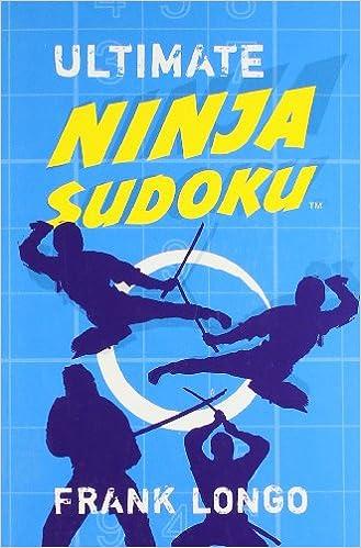 Ultimate Ninja Sudoku: Amazon.es: Frank Longo: Libros en ...