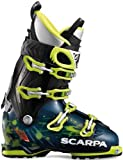 Scarpa Freedom SL Ski Boot - Men's Ski boots 27.5 Ink Blue/Lime