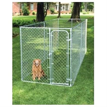 PetSafe 2 in 1 Pet Dog Outdoor Backyard Kennel Dog Run Safety Fence - Amazon.com : PetSafe 2 In 1 Pet Dog Outdoor Backyard Kennel Dog Run