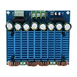 Eboxer Digital Audio Amplifier Board Ultra High Power Dual Chip 2 420W Supports Both AC and DC 15-32V Audio HiFi Stereo Amplifier Amp Board
