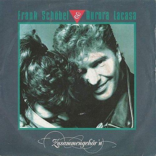 Frank Schöbel & Aurora Lacasa - Zusammengehör'n - Ariola - 113 148, Stop Records - 113 148