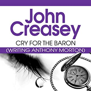 Cry for the Baron Audiobook