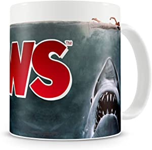 Officially Licensed Jaws Coffee Mugs