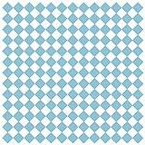 G.E.T. Enterprises P-BLC-1212-W Blue Checker 12 x 12 Grease-Resistant Food Paper, White (Pack of 1000)