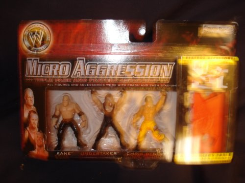 wwe jakks micro aggression - 4