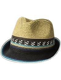 bd34303bb8f0c Amazon.com  Blues - Fedoras   Hats   Caps  Clothing