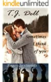Sometimes I Think of You (A New Adult Romance) (Rogers Sextuplets Book 1)