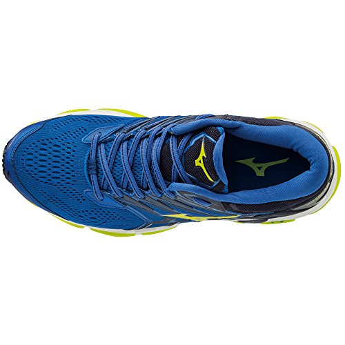 Mizuno Wave Horizon 2, Scarpe da Running Uomo blu