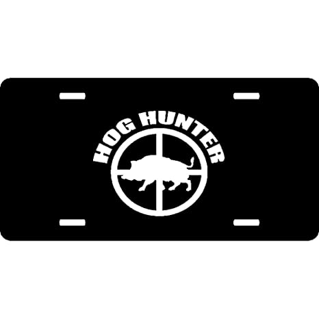 12 x 6 Inch Aluminum Metal License Plate Cover for US Vehicles Car Tag Decoration for Women//Men