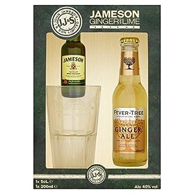 sc 1 st  Amazon UK & Jameson Fever Tree Ginger And Lime Gift Set: Amazon.co.uk: Grocery