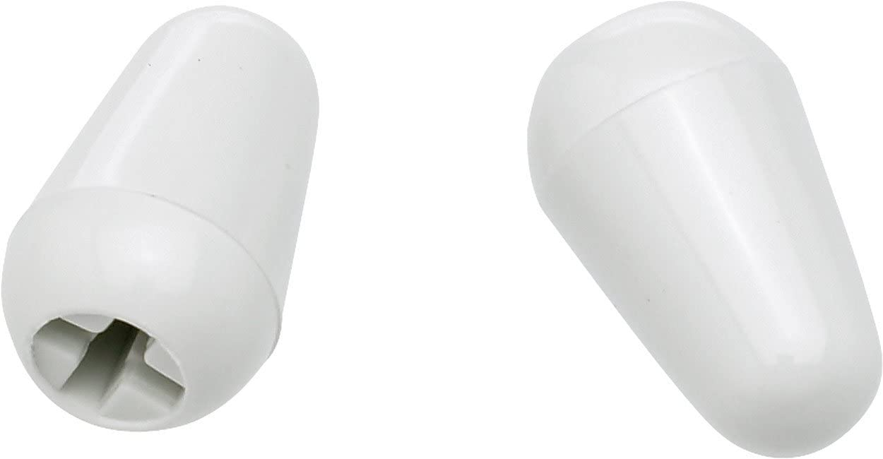 Fender Stratocaster Switch Tips - White