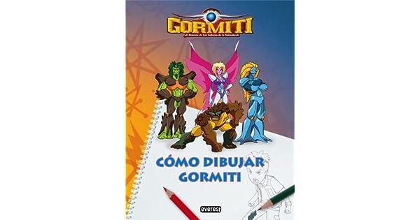 Amazon.com: Gormiti. Como dibujar Gormiti (9788444164885 ...