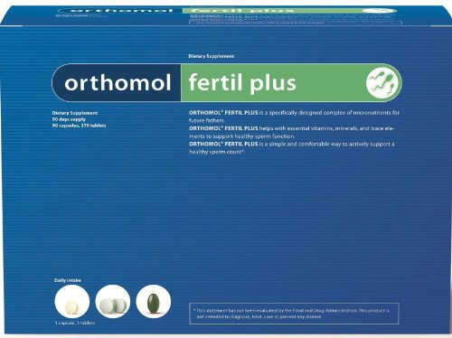 Orthomol Fertil Plus 90 by Orthomol