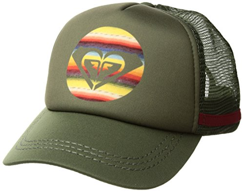 Dusty Olive (Roxy Women's Dig This Trucker Hat, Dusty Olive, One Size)