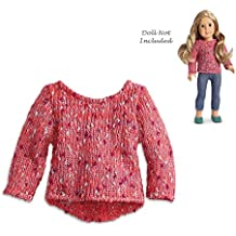 American Girl - Mixed-Knit Sweater for 18-inch Dolls - Truly Me 2017