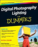 Digital Photography Lighting For Dummies Front Cover