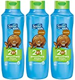 suave kids conditioner - Suave Kids 2 in 1 Shampoo + Conditioner, Coconut Smoothers, 22.5 Oz (Pack of 3)