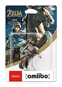 Nintendo amiibo Character Rider Link (Zelda Collection)