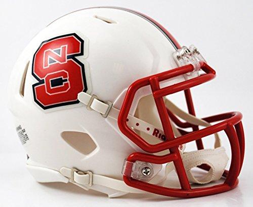 NCAA North Carolina State Wolfpack Speed Mini Helmet (Nc State Football)