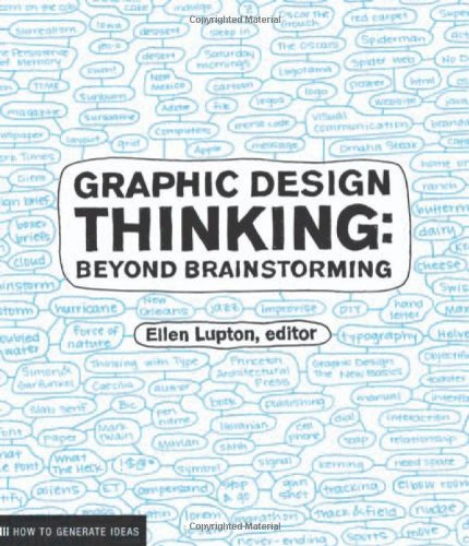 Graphic Design Thinking (Design Briefs) [Ellen Lupton - Jennifer Cole Phillips] (Tapa Blanda)
