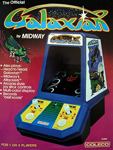 "GALAXIAN ART VINTAGE 2"" x 3"" Fridge MAGNET Table Top for sale  Delivered anywhere in USA"