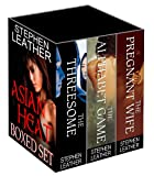 Asian Heat (A collection of Stephen Leather short stories)