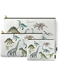 Society6 Dinosaurs Carry-All Pouch