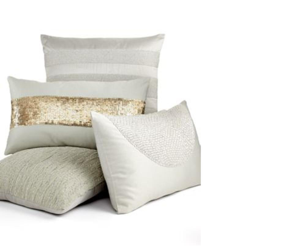 Hotel Collection Seafan 12'' x 22'' Decorative Pillow