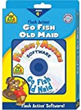 Flash Action Software Go Fish / Old Maid, School Zone Interactive Staff, 1589478304