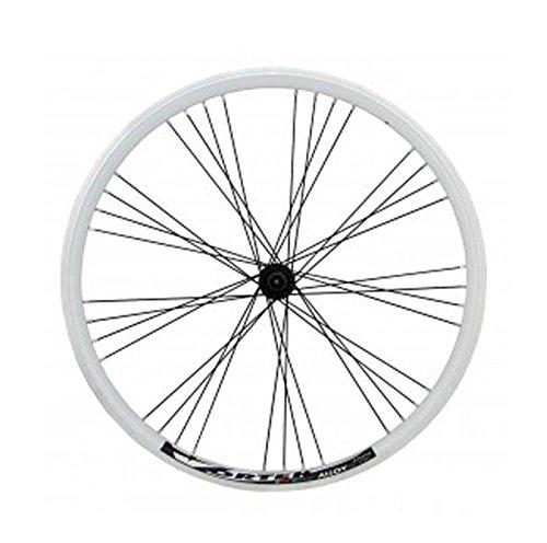 RIDEWILL BIKE &apos Rueda Trasera MTB 26 Aluminio 9 V 9 x 4 blanco (ruedas MTB)/Rear Wheel MTB 26 Aluminio 9S 9 x 4 White (MTB Wheel): Amazon.es: Deportes ...
